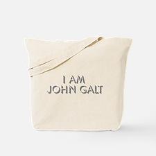I AM JOHN GALT Tote Bag