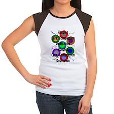 Hospice Women's Cap Sleeve T-Shirt