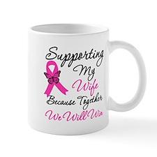 Breast Cancer Support (Wife) Mug