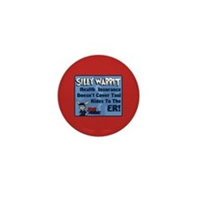 Joe Medic Taxi Service Mini Button