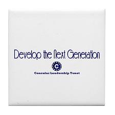 DP-Develop the Next Generation Tile Coaster