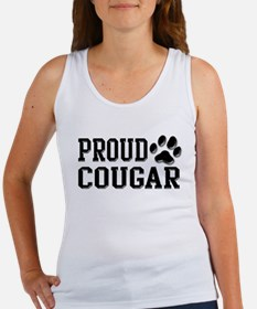 Proud Cougar Women's Tank Top