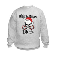 Christmas Pirate Sweatshirt