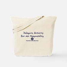 DP-Delegate Authority Tote Bag