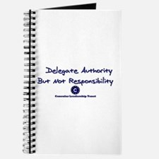 DP-Delegate Authority Journal