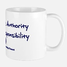 DP-Delegate Authority Mug