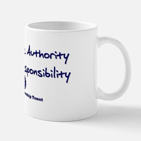 DP-Delegate Authority Mug