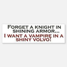 Shiny Volvo Car Car Sticker