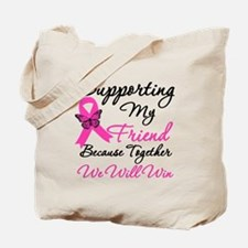 Breast Cancer Friend Tote Bag