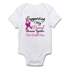 Breast Cancer Friend Infant Bodysuit