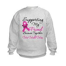 Breast Cancer Friend Sweatshirt