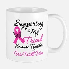 Breast Cancer Friend Mug