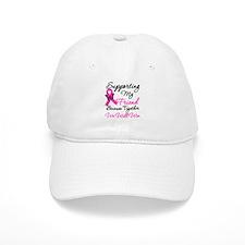 Breast Cancer Friend Cap