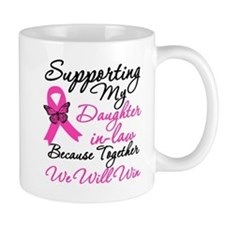 Breast Cancer Daughter-in-Law Mug