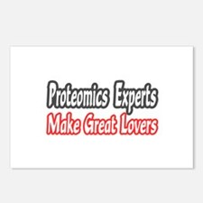 """Proteomics...Great Lovers"" Postcards (Package of"
