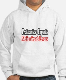 """Proteomics...Great Lovers"" Jumper Hoody"