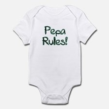 Pepa Rules Infant Bodysuit