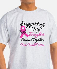 Breast Cancer Daughter T-Shirt