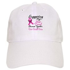 Breast Cancer Support BF Baseball Cap