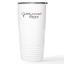 Weather Geek Thermos Mug