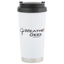 Weather Geek Travel Mug