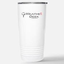 Weather Geek Travel Mug