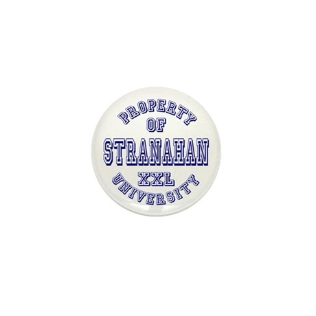 Property of Stranahan University Mini Button (10 p