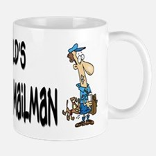 Humorous Mailman Mug