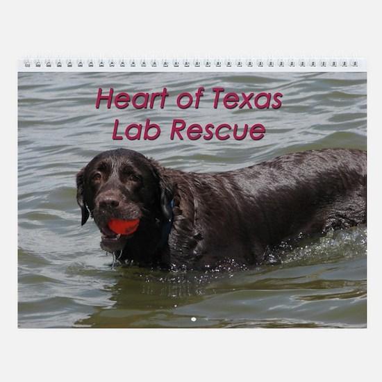 HOTLR Water Dogs Wall Calendar