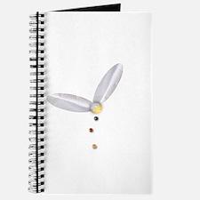 jewelry, daisy - Journal