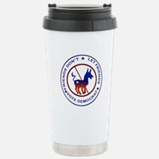 Anti Democrat Travel Mug