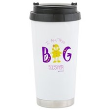 I am the big sister Travel Mug