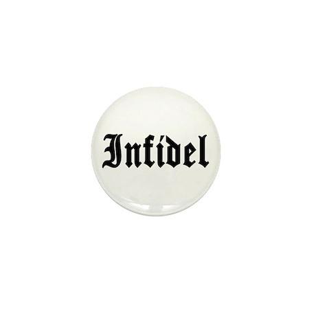 Infidel Mini Button (10 pack)