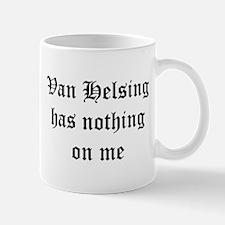 Van Helsing has nothing Mug