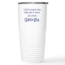 From Georgia Travel Mug