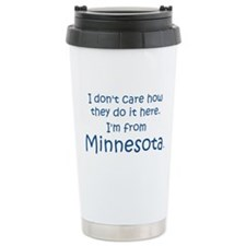From Minnesota Travel Mug