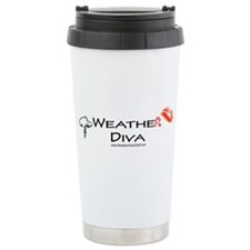 Weather Diva Travel Mug