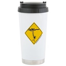 Lightning Warning Travel Mug