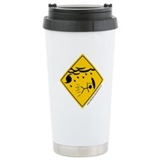 Hurricane Warning Travel Mug