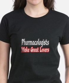 """""""Pharmacologists..Lovers"""" Tee"""