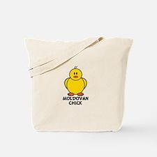 Moldovan Chick Tote Bag