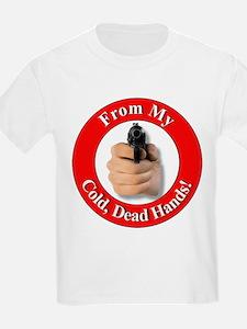Gun Rights (Front) Kids T-Shirt