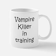 Vampire Killer in training Mug