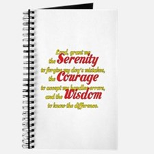 Agility Serenity Journal