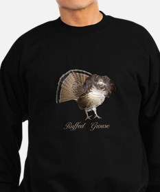 Strutting Grouse Sweatshirt (dark)