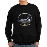 Common loon Sweatshirt (dark)