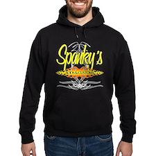 Spanky's Flames Hoodie