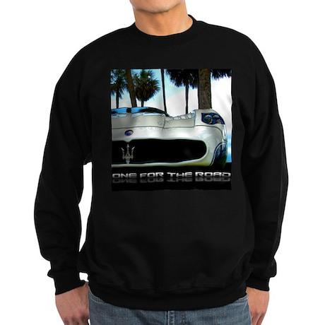 Maserati Closeup Sweatshirt (dark)