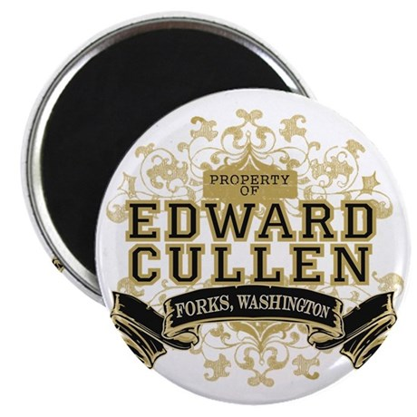 "Property of Edward Cullen 2.25"" Magnet (10 pack)"