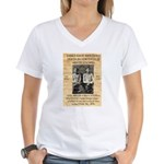 Miller & Stiles Women's V-Neck T-Shirt